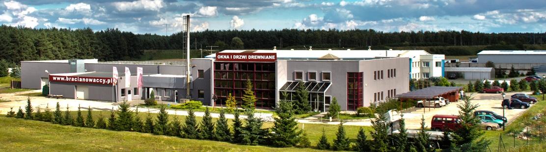 Fabryka okien i drzwi Bracia Nowaccy