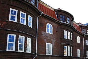 Moderne Holzfenster aus Polen