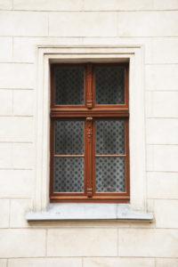okno zabytkowe drewniane