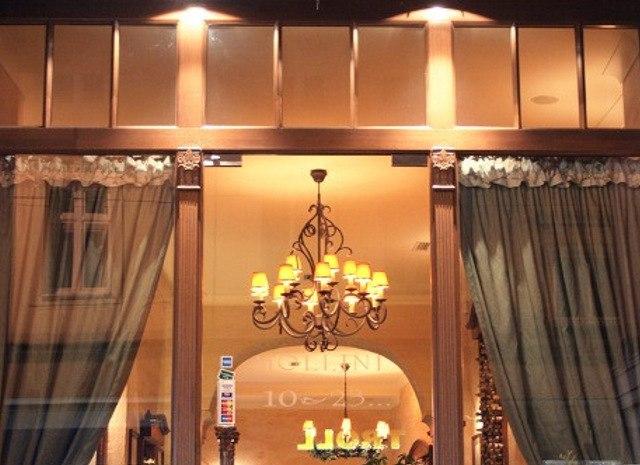 Witryny dla sklepów i restauracji
