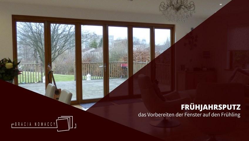 Fenster - fruhjahrsputz
