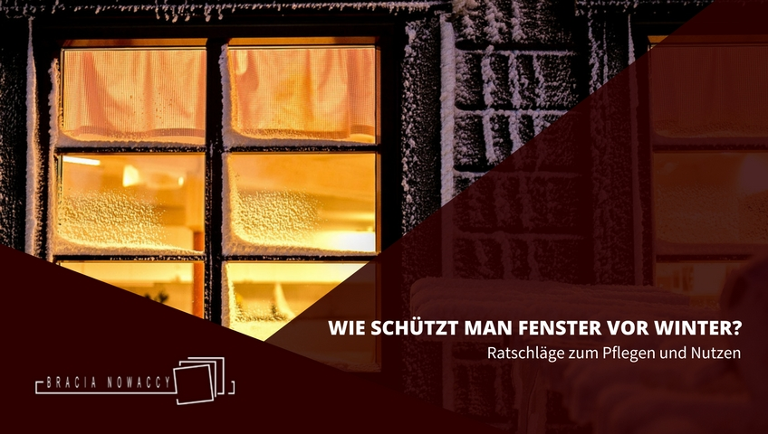 wie sch tzt man fenster vor winter ratschl ge zum pflegen und nutzen. Black Bedroom Furniture Sets. Home Design Ideas